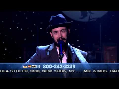 "Matt Morris ""Money"", 2009 Chabad Telethon"