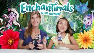 This is a paid advertisement for MattelLearn more about the Enchantimals here: http://www.fyitrack.com/?FDDE117EWe love Enchantimals! The Enchantimals are a group of lovable girls who share a special bond with their animal friends – and even share some of the same characteristics! Together, they live in a fantastical world where fun and adventure are right around every corner and where friendship makes anything possible. Today, Mom and I are unboxing two new Enchantimals, Patter Peacock and Sage Skunk with their besties Flap and Caper!  CHECK OUT OUR OTHER CHANNELS!EvanTubeHD: http://www.youtube.com/EvanTubeHDEvanTubeRAW: http://www.youtube.com/EvanTubeRAWEvanTubeGaming: http://www.youtube.com/EvanTubeGamingFOLLOW US!Instagram: http://www.instagram.com/evantubehdFacebook: https://www.facebook.com/EvanTubeHDTwitter: https://twitter.com/EvanTubeHDEvanTubeHD T-shirts NOW AVAILABLE!: http://www.rodeoarcade.com/collections/evantubehdProduction Music courtesy of Epidemic Sound