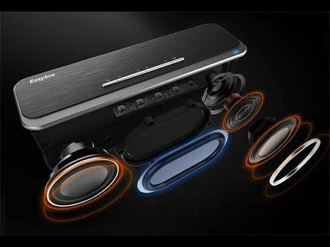 2  Incredibili Casse Bluetooth Portatili! Recensione  EasyAcc Mini e Stereo da 20W!