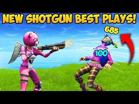 Reddit wtf - *NEW* SHOTGUN IS BROKEN! - Fortnite Funny Fails and WTF Moments! #282 (Daily Moments)