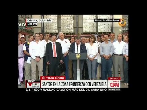 Live-TV: Venezuela - Señal de CNN en Español