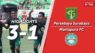 Video Persebaya Surabaya vs Martapura FC: 3-1 All Goals & Highlights Liga 2 MP3, 3GP, MP4, WEBM, AVI, FLV Februari 2018
