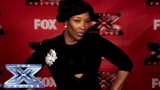 Yes, I Made It! Denise Weeks - THE X FACTOR USA 2013