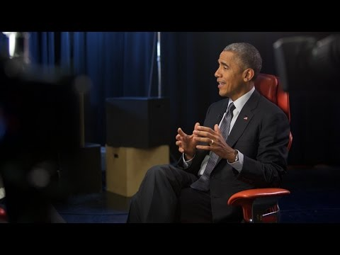 President Obama The Re code Interview