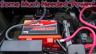 7. Pioneer 1000 Dual Battery Install