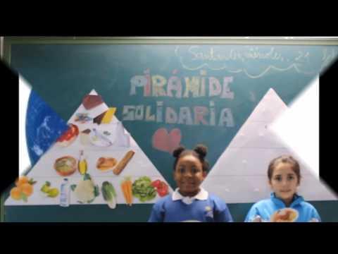 Pirámide solidaria