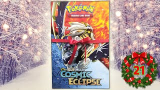 Pokemon Cosmic Eclipse Advent Calendar Opening Day 21! by The Pokémon Evolutionaries