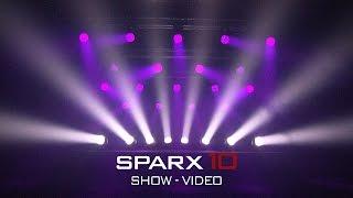 JB-Lighting - Sparx10 - Show