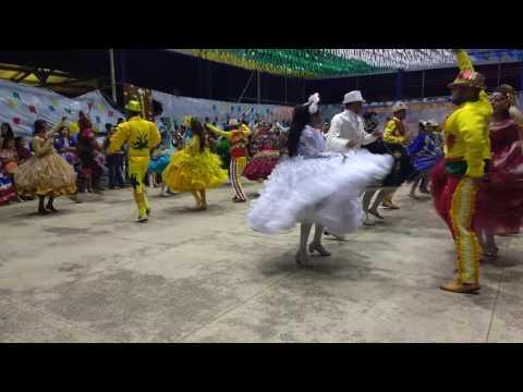 Quadrilha Junina Fogo no Faxo em Cumbe - SE