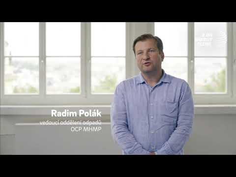 E.ON Energy Globe 2020: Finalista: Sběr odpadů Praha