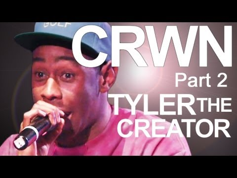 elliott - Rapper Tyler the Creator tells RapRadar and Respect Magazine editor Elliot Wilson about his new album Wolf. Subscribe to LOUD and stay updated with CRWN!! ht...