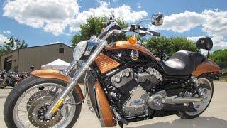 7. 2008 Harley-Davidson V-ROD VRSCA ANNIVERSARY EDITION