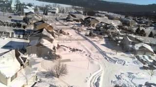 Jonestown (PA) United States  City pictures : After Winter Storm Jonas - Jonestown, PA