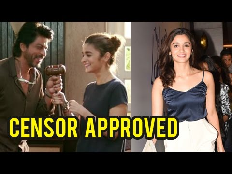 Alia Bhatt REACTS On Dear Zindagi U/A Certificate