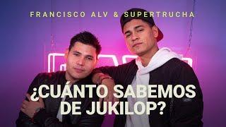 Video ¿Cuánto sabes del Team Jukilop? ¡Francisco ALV y Super Trucha hacen el test! MP3, 3GP, MP4, WEBM, AVI, FLV Desember 2018