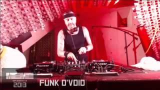 Funk D'Void - Live @ The Cube x MEME 2013