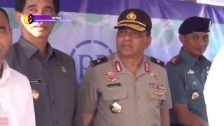 TNI POLRI SUKSES AMANKAN KUNJUNGAN PRESIDEN JOKOWIDODO DI BANGKA BELITUNG