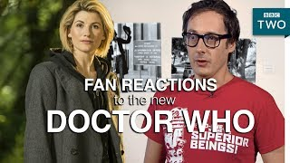 Programme website: http://bbc.in/2vxjXWP The Mash Report News Desk reveals Jodie Whittaker as next Doctor Who and describes why fans think the show has ...