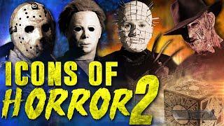 Video Freddy vs Jason vs Pinhead vs Michael vs Jeepers Creepers | Icons of horror 2 full Horror movie MP3, 3GP, MP4, WEBM, AVI, FLV Maret 2019