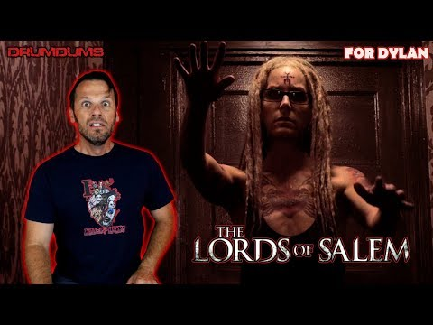 Drumdums Reviews LORDS OF SALEM (RIP Dylan Clancy)