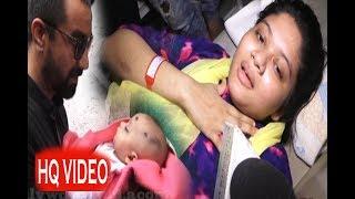 Video UNCUT  Ajaz Khan Fights With Hospital Authority To Help A Media Female Parson MP3, 3GP, MP4, WEBM, AVI, FLV Oktober 2017