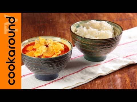 pollo al curry piccante, video ricetta