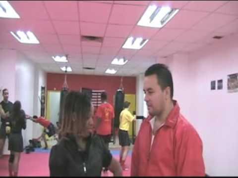 Lions Roar Muay Thai Camp