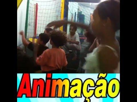 CRIANÇAS DE SÃO GONÇALO DANCAM