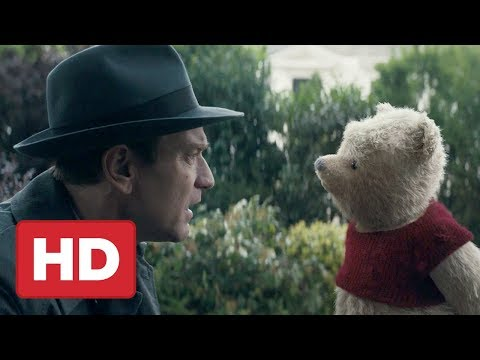 Christopher Robin trailer of upcoming Hollywood movie