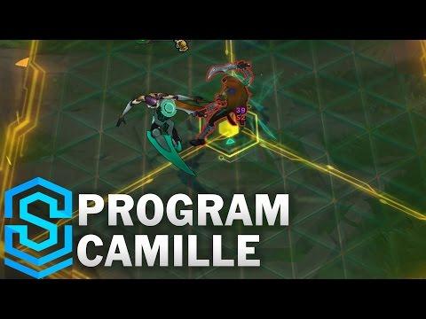 Một số hình ảnh và video review Skin Program Camille - Camille Siêu Máy Tính
