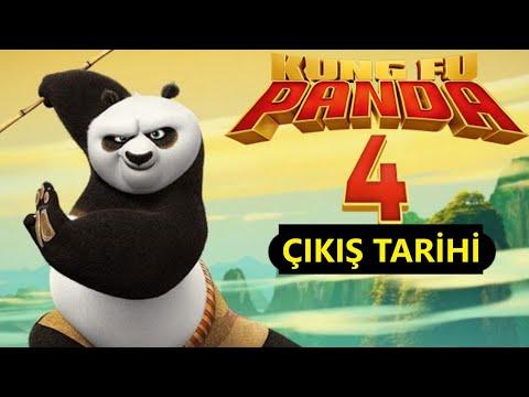 Kung Fu Panda 4 Geliyor(ÇIKIŞ TARİHİ)