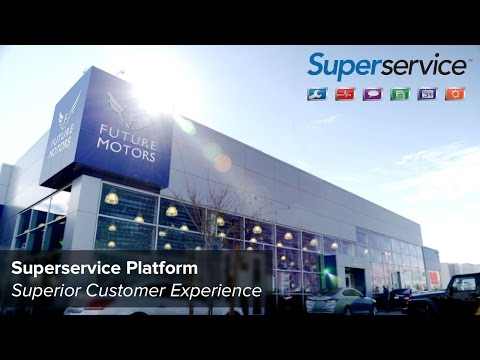 Superservice Platform - Superior Customer Experience