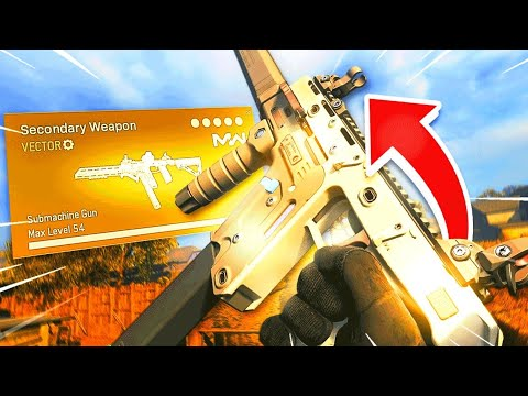THE VECTOR IS BACK in Warzone! 😍 (Rapid Kill)