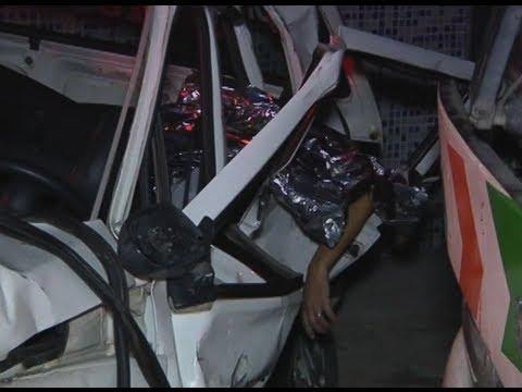Conselheira Tutelar morre em acidente de carro em Messias Parte 2
