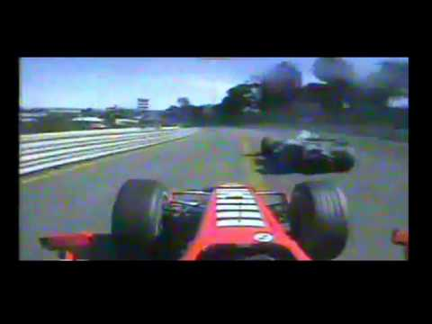 michael schumacher interlagos 2006: ultima gara in ferrari