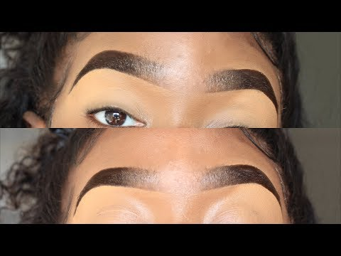 Eyebrow Tutorial | Brow  101