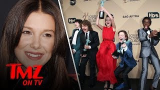 Millie Bobby Brown's About To Get PAID | TMZ TV