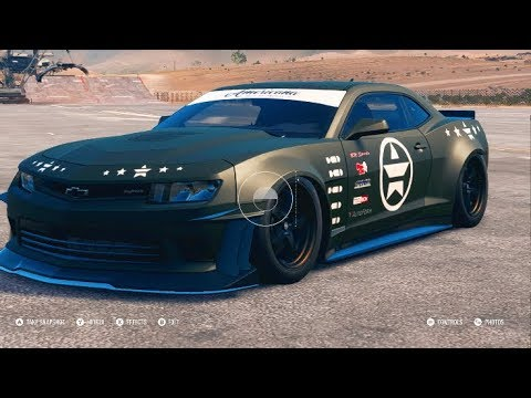 Need For Speed Payback Ep18 - Installing Air Suspension/ Rainbow NOS