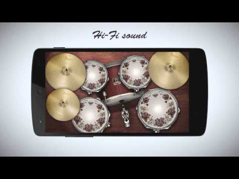 Video of Real Drums