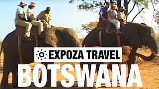 Travel video about destination Botswana. Botswana is the largest natural paradise in southern Africa. Limited tourism, a ...