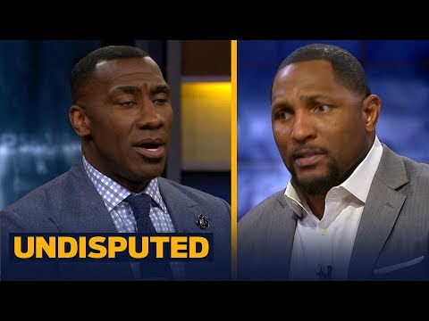 Ray Lewis, Skip Bayless, Shannon Sharpe on Odell's Tom Brady Instagram post | UNDISPUTED