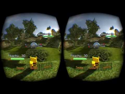 Pokemon VR