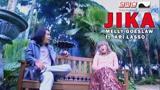 Melly Goeslow feat Ari Lasso - Jika (Official Music Video - HD)