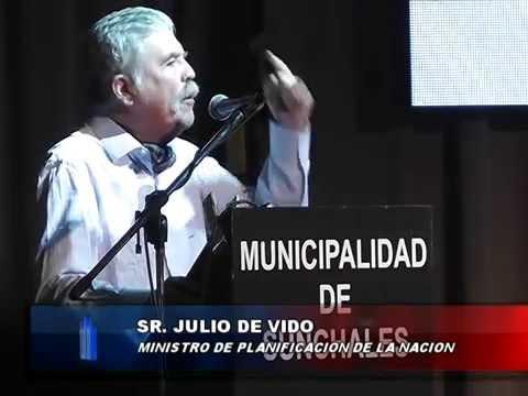 SUNCHALES – de Vido
