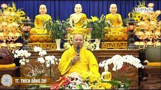 Hành trang cho Phật tử - TT. Thích Đồng Trí