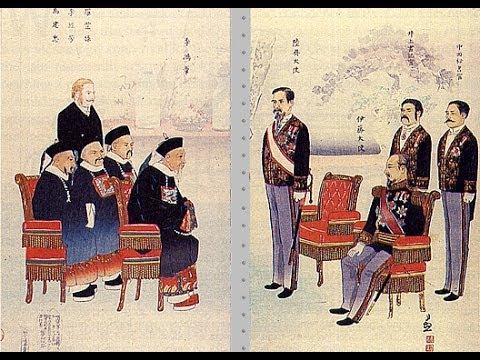 china relations dbq