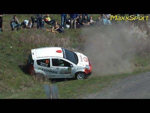 20.VREDESTEIN Miskolc Rally 2014 - Action by MaxxSport