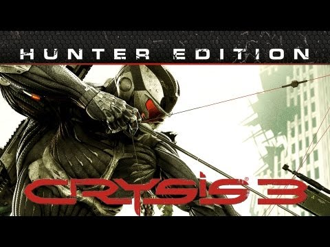 New Crysis 3 Video Hypes Up the Hunter Edition Pre-Order Bonuses