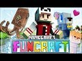 The Fun Begins! | Ep. 1 | FunCraft Minecraft
