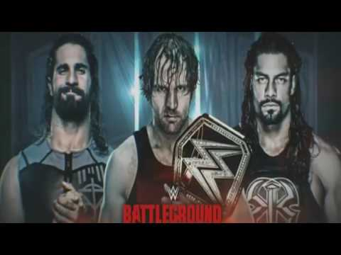 "WWE Battleground 2nd Theme For 30 minutes ""This Is a War"" 2016"